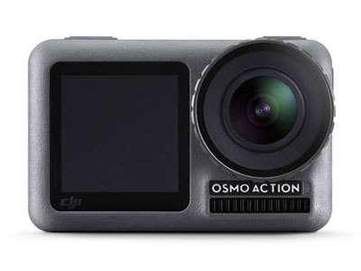 Dji เปิดตัวกล้องวิดีโอ osmo action พกพา